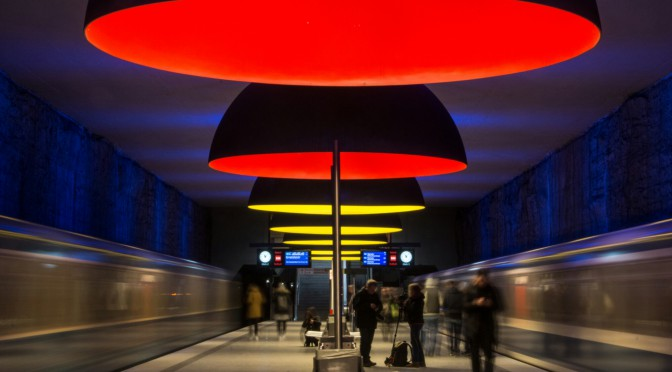 """Fotokurs """"U-Bahn-Fotografie"""""""