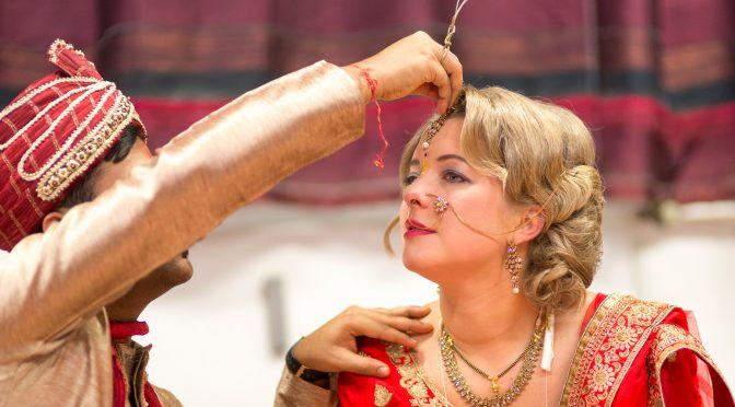 Hochzeit auf Indisch!