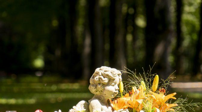 Fotowalk im Friedhof am Perlacher Forst