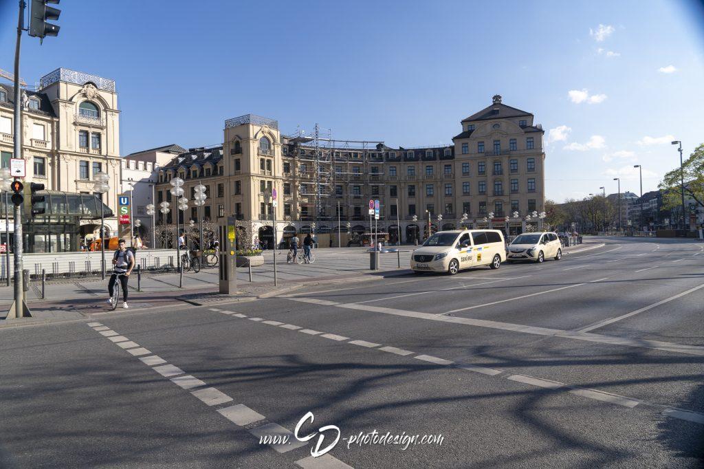 Altstadtring ohne Autos