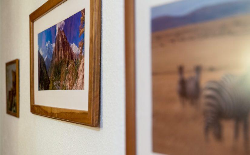 Himalaya (Annapurna-Range) und Masai Mara