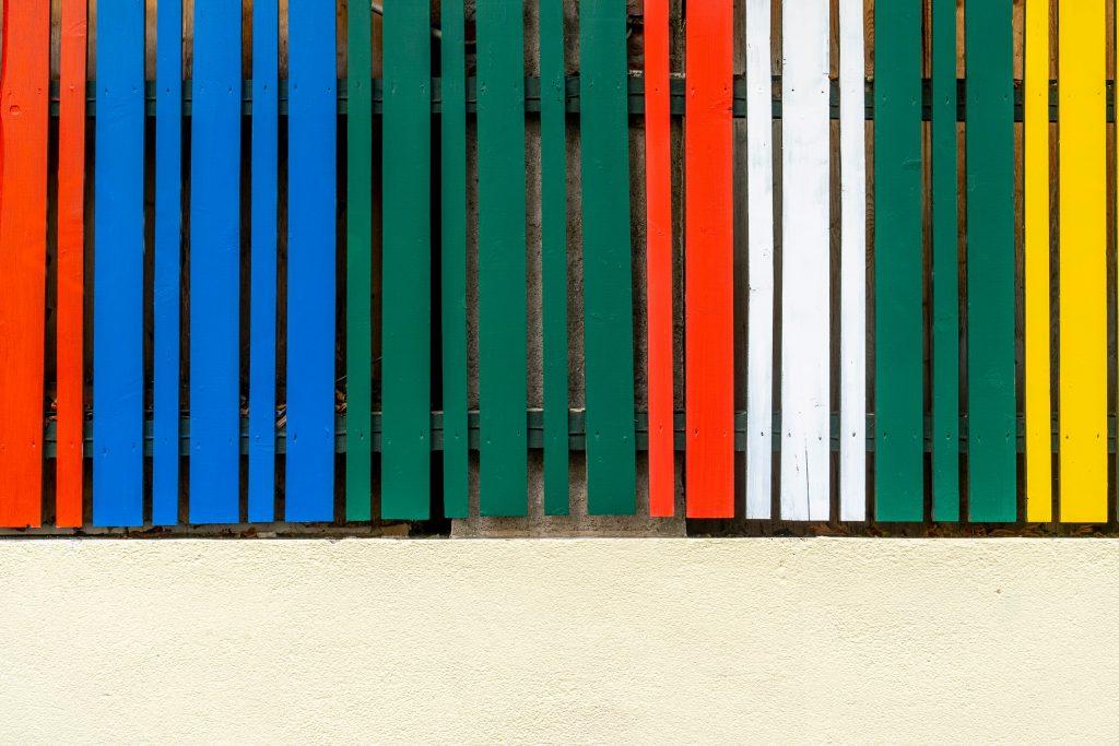 Bunter Zaun | Max Immanuel